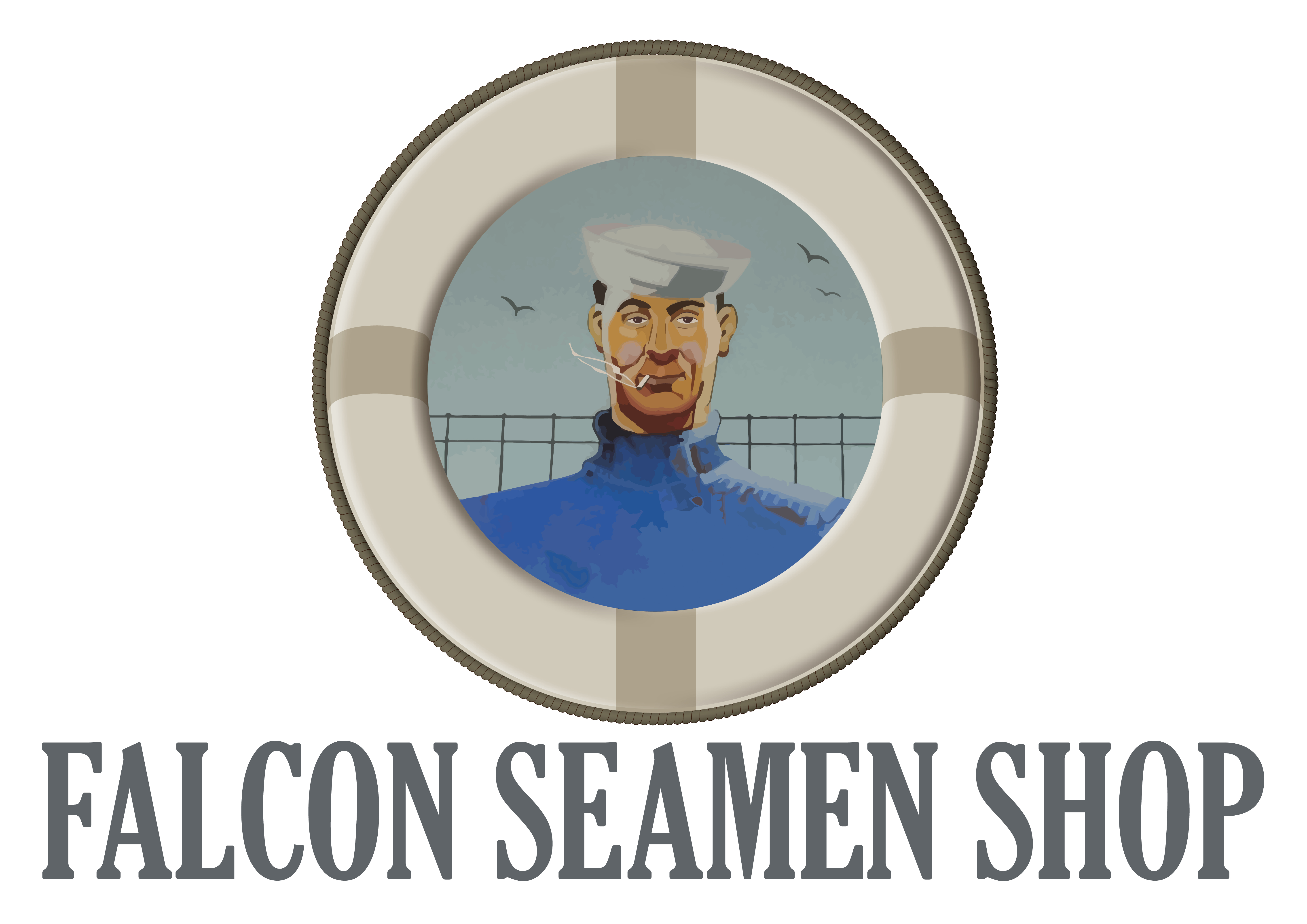 falconseamen.com Logo