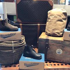 Falcon Sea Men shop schoenen zeevaartschool antwerpen