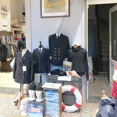 Falcon Sea Men shop zeemanskledij zeevaartschool antwerpen