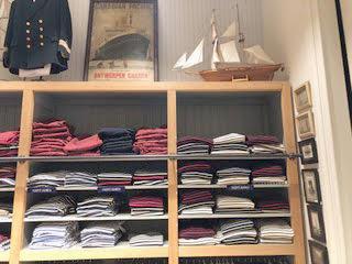 falcon seamen shop antwerpen kledij kleerkast