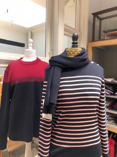 falcon seamen shop antwerpen kledij truien mannequin