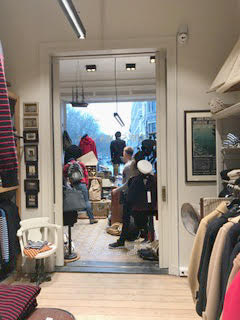 falcon seamen shop antwerpen kledij vestiaire